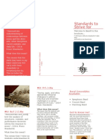 music standards morrison brochure