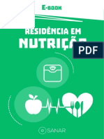 eBook Residencia Nutricao e Sanar