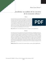 SILVEIRA, M. Metrópolis Brasileñas.pdf