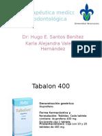 medicamentos AINES MAS USADOS EN ODONTOLOGIA