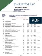 0 - Presupuesto Actual 17-10-2007