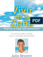 Vivir en La Zona_ Regresa Al Lu - Bevione, Julio(Author)
