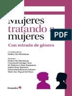 Mujeres Tratando a Mujeres_ Con - Bleichmar, Emilce Dio(CB)