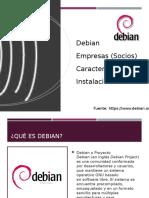 Presentación Debian