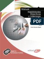 Manual de Habilidades Directiva - Naranjo Miguel, David(Author)