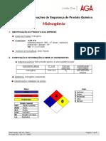 Hidrogenio Aga