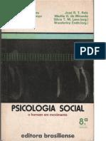 Psicologia Social o Homem Em Movimento - Lane e Codo