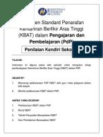Instrumen Penarafan KBAT Dlm PdP