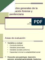 Aspectos Generales de La Evaluación Forense