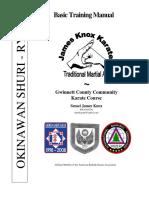 Jim Knox Karate
