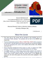 01 TCAD Laboratory Introduction GBB 20140303H1424