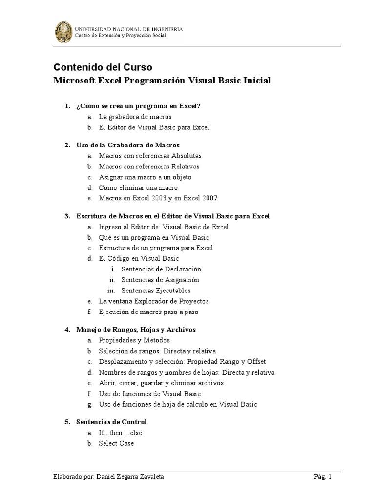 Excel VBA II.pdf