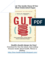 268490332 Download Gut the Inside Story of Our Body s Most Underrated Organ