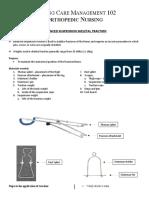 Balanced Suspension Skeletal Traction