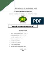 Gestión de Pasivos Corrientes