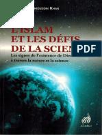 L'Islam ET Les Defis de La Science (Franch)