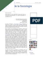 Analisis La Carta de Marx a Annenkov (i)
