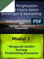 Modul 1 - Pengenalan Terapi Penghayatan Asmaul Husna Dalam Bimbingan & Kaunseling