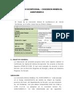 Comex El Aventurero II