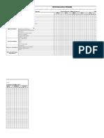 Cronograma de Actividades y Presupuesto