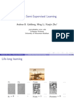 Online Semi-Supervised Learning