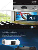 Projectors for conference rooms