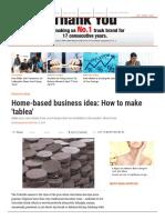 Home-based Business Idea_ How to Make 'Tablea' _ Entrepreneur Ph