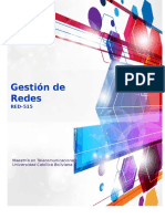 Gestión de Redes (Documento Base)