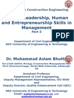 P3 of LHE Skills in Management