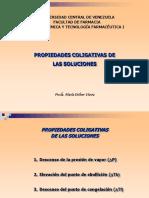 Coligativas 2015