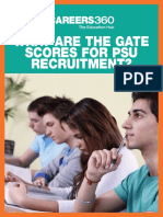 What are the GATE Scores for PSU Recruitment- (2).pdf