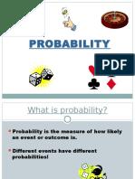 Probability Mm f5