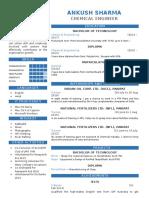 Ankush CV PDF