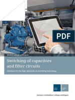 Whitepaper Switching of Filter Circuits With Vacuum Switches