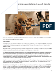 sciencenewsforstudents org-good dog canine brains separate tone of speech from its meaning