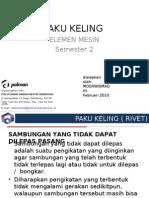 4. PAKU KELING