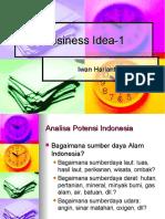 Business Idea 1