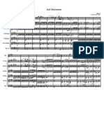 [Mozart Concerto 2nd Mov] Score