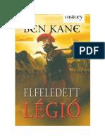 Elfeledett legio - Ben Kane.pdf