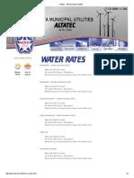 Altatec  Alta Municipal Utilities