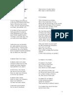 Ariettes Oubliées -Debussy
