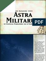 Battletome - Astra Militarum