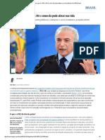 PEC 241 - Brasil _ EL PAÍS Brasil