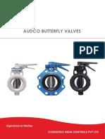 AUDCO Slimseal BFV