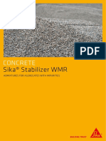 Sika Stabilizer WMR Brochure Low