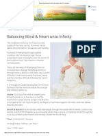 Balancing Mind & Heart Unto Infinity _ Kundalini