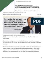 Li Ka-Shing teaches you how to buy a car & house in 5 years.pdf