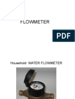 2015 Lect5 Flow Measurement