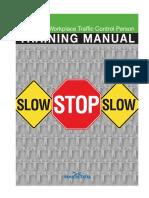 Traffic Control Training Manual