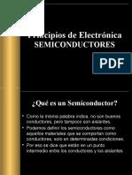 7. Principios de Electrónica Semiconductores y Union Pn